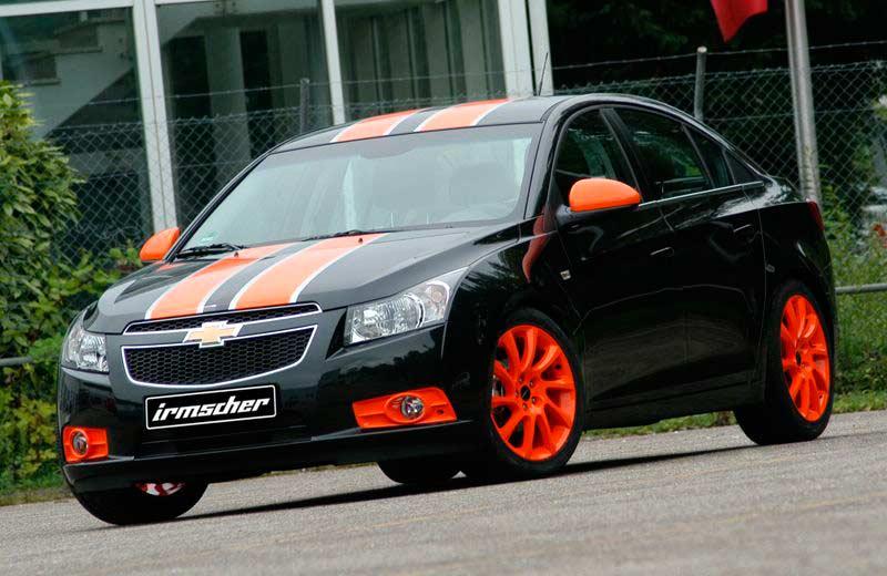 Chevrolet Cruze — глобальный проект General Motors ...
