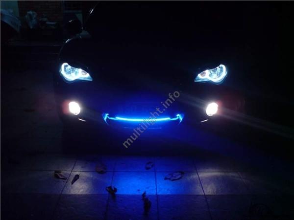 Как подключать светодиоды в авто