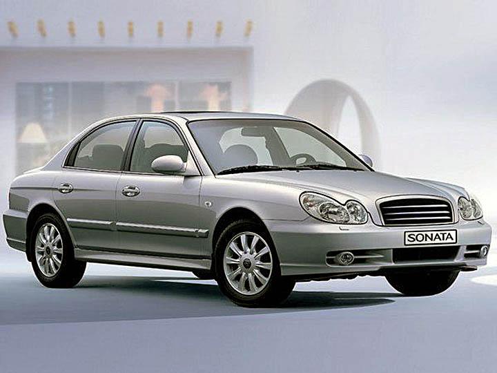 Фото автомобиля Hyundai Sona…