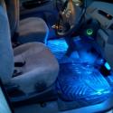 Подключение светодиодной ленты в автомобиле