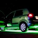 Светодиодная лента на авто