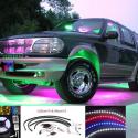 Подключение светодиодов в авто