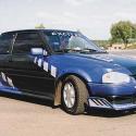 Тюнинг Ford escort фото