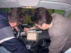 Бортовой компьютер для Шевроле лачетти