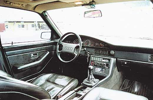 Ауди сигара тюнинг - Купите Audi 100 и не.